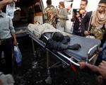 Không kích liên hoàn đám tang tại Yemen, hàng trăm người thương vong