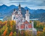 Những lâu đài có kiến trúc đẹp như trong truyện cổ tích