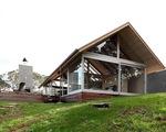Độc đáo căn nhà bằng kính ở New Zealand