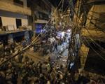 Nổ lớn làm rung chuyển thủ đô Lebanon, 73 người thiệt mạng, hàng nghìn người bị thương - ảnh 6