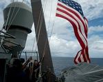 Mỹ, Philippines tuần tra chung trên biển Đông