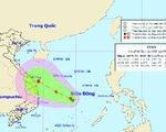 Áp thấp nhiệt đới khả năng mạnh lên thành bão