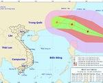 Xuất hiện siêu bão MEGI cấp 14 trên vùng biển Philippines