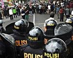 Indonesia nâng cảnh báo an ninh cao nhất trước nguy cơ bạo loạn