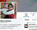 Tâm sự của bé gái 7 tuổi sống giữa địa ngục Aleppo