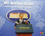 Phản đối hành vi sử dụng vũ lực của Indonesia với tàu cá và ngư dân Việt Nam
