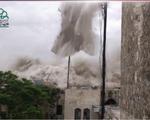 Máy bay liên quân ném bom vào quân đội Syria tại Deir Ezzor