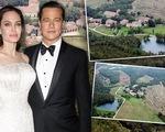 Bán tài sản chung, Angelina và Brad không cho nhau cơ hội