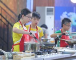 Vua đầu bếp nhí: Cô bé cá tính Phương Linh bật khóc vì không thích Thanh Hải