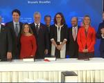 Liên minh châu Âu và Canada chính thức ký Hiệp định CETA