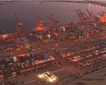 Tàu của hãng Hanjin được phép cập cảng tại Mỹ