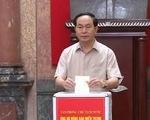 Nhiều cơ quan Trung ương ủng hộ đồng bào miền Trung