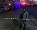 Đánh bom xe gần Đại sứ quán Nga ở Afghanistan