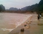 Quảng Bình: Rình rập hiểm họa đập tràn ngầm bến Tróoc mùa mưa lũ