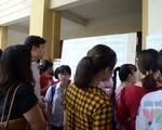 Hà Nội chính thức công bố điểm thi vào lớp 10 năm học 2017-2018