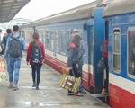 Tuyến đường sắt Bắc - Nam dự kiến thông tàu vào 18h hôm nay