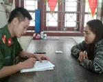 Bắt đối tượng 9X buôn bán trẻ em tại Nghệ An