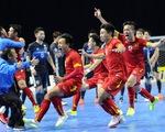 Lịch thi đấu và trực tiếp ĐT Futsal Việt Nam tại World Cup 2016