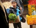 Nghèo đói và chiến tranh tại dải Gaza khiến lao động trẻ em tăng cao