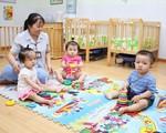TP.HCM: Trường mầm non kéo dài thời gian giữ trẻ đến 17h30