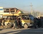 Đánh bom xe bus tại Afghanistan, nhiều người thương vong