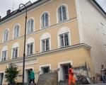 Áo sẽ phá hủy ngôi nhà nơi Hitler ra đời
