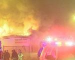 Điểm nhấn quốc tế chiều 27/8: Hỏa hoạn ở Moscow, hàng chục người thương vong