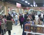 Hội chợ Saigon Expo tại Moscow thu hút khách Nga