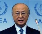IAEA cảnh báo nguy cơ khủng bố hạt nhân toàn cầu