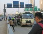 Hà Nội xử phạt 2.100 trường hợp phương tiện vi phạm trên vành đai 3