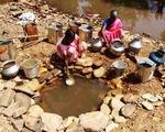 330 triệu người dân Ấn Độ bị thiếu nước sinh hoạt trầm trọng