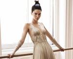 Kendall Jenner khoe eo thon, dáng chuẩn trong bộ ảnh vũ công