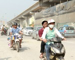 Ô nhiễm không khí ở Hà Nội và TP.HCM ở mức báo động