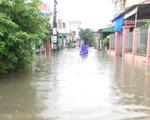 Nghệ An: Một học sinh bị lũ cuốn trôi trên đường đến trường