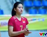 Cận cảnh nhan sắc của 'tiểu Lưu Diệc Phi' ở ĐT trẻ Trung Quốc tại VTV Cup 2016 - Tôn Hoa Sen