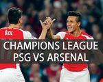 Lịch thi đấu Champions League ngày 14,15/9: Mở màn với đại chiến PSG – Arsenal