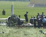 Máy bay huấn luyện L39 rơi tại Phú Yên, một học viên phi công hy sinh