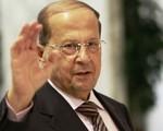 Cựu chỉ huy quân đội Michel Aoun được bầu làm Tổng thống Lebanon