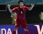 Bàn thắng của ĐT Futsal Việt Nam đẹp thứ nhì tại World Cup 2016