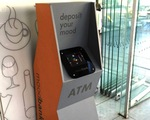 Máy ATM dành cho người khuyết tật tại UAE - ảnh 1