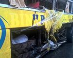 Khánh Hòa: Tai nạn liên hoàn, 10 người thương vong