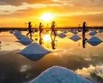 Cánh đồng muối Việt Nam lọt top điểm ngắm hoàng hôn đẹp nhất