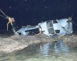 Máy bay quân sự Mỹ gặp sự cố trên vùng biển Nhật Bản