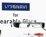 Kính thông minh Navi hướng dẫn du lịch