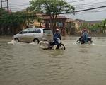 Nhiều địa phương của Gia Lai ngập cục bộ do hoàn lưu bão số 4