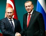 Quan hệ Nga - Thổ Nhĩ Kỳ: Từ kẻ thù thành 'bạn thân mến'