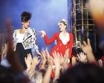 Miley Cyrus, Alicia Keys cực ngầu mở màn The Voice Mỹ