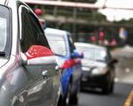 Malaysia thu phí xe nước ngoài nhập cảnh
