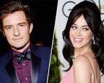 Katy Perry và Orlando Bloom quấn quít như đôi sam