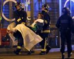 Pháp phát hiện kho vũ khí hạng nặng gần Paris